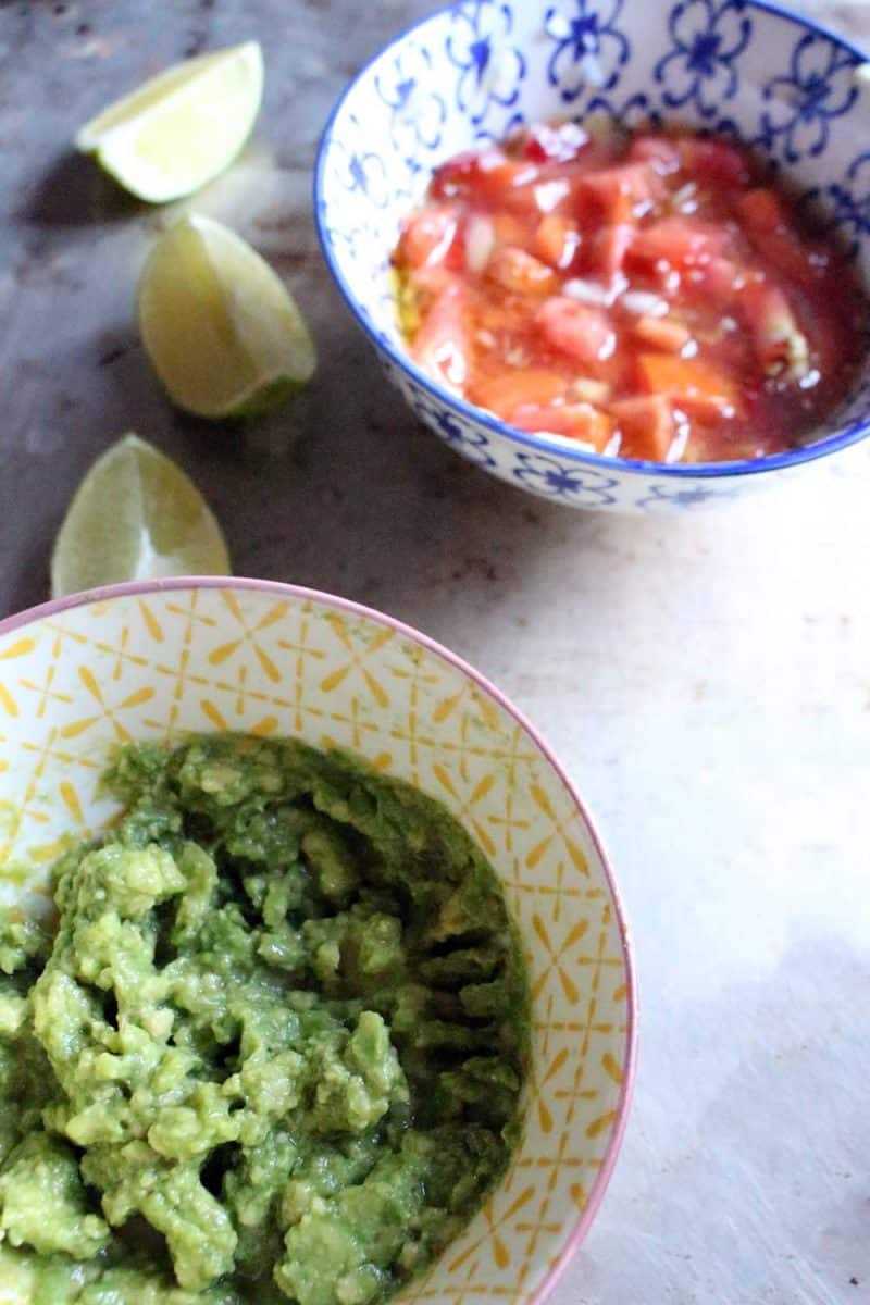 Nachos messicani